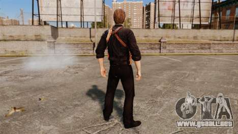 Ryan Reynolds (Nick Walker) para GTA 4 tercera pantalla