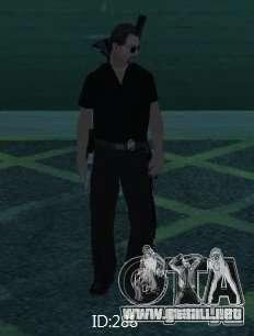 Nuevos aspectos SAPD para GTA San Andreas quinta pantalla