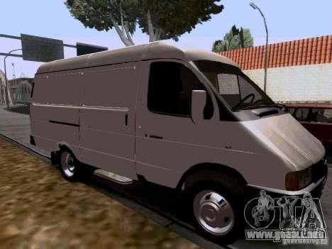 Gacela 2705 1994 para GTA San Andreas