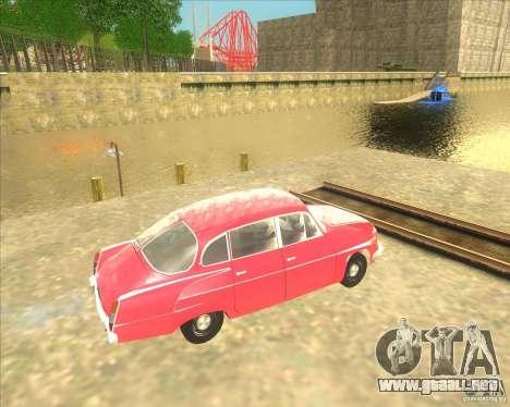 Tatra 603 para GTA San Andreas left