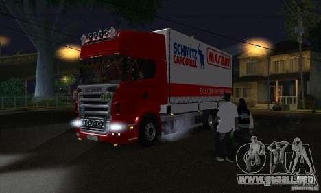 Scania R620 imán para GTA San Andreas