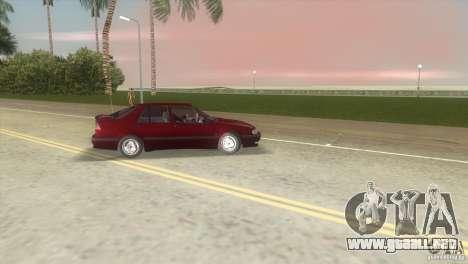 SAAB 9000 Anniversary v1.0 para GTA Vice City visión correcta