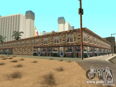 New Transfender: CTO para GTA San Andreas segunda pantalla