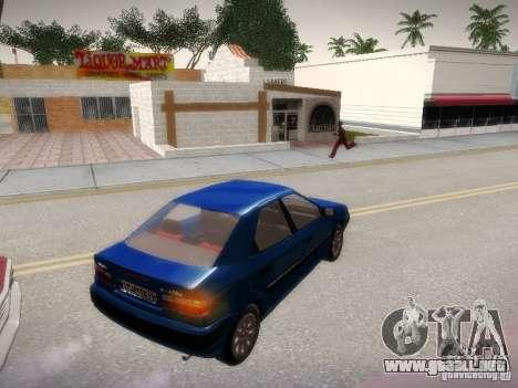 Citroën Xantia para GTA San Andreas
