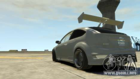 Ford Focus RS para GTA 4
