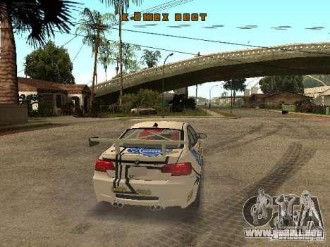 BMW M3 E92 Grip King para la visión correcta GTA San Andreas