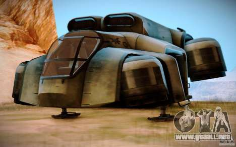 BTR-20 Yastreb para GTA San Andreas