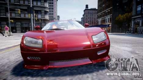 Koenigsegg CCRT para GTA 4 visión correcta