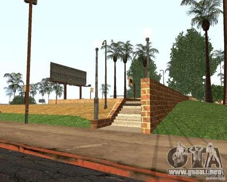 Textura de la cancha de baloncesto para GTA San Andreas