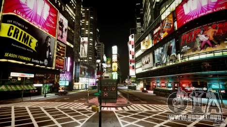 TRIColore ENBSeries By batter para GTA 4 twelth pantalla