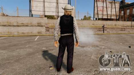 Jeff Bridges (Roy Palsifer) para GTA 4 tercera pantalla