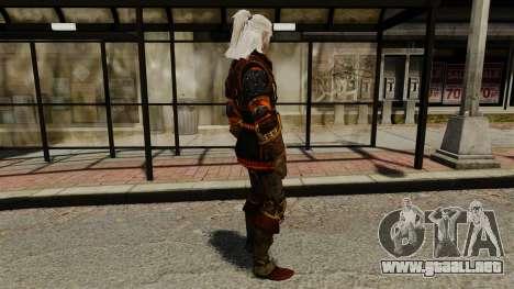 Geralt de Rivia v2 para GTA 4
