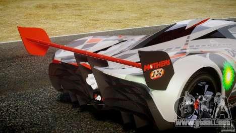 Mazda Furai Concept 2008 para GTA motor 4