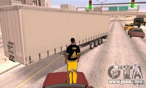 Krone Trailer para la visión correcta GTA San Andreas