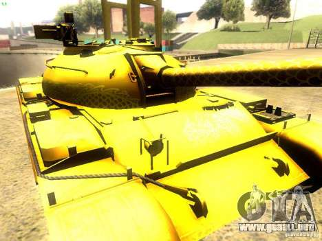 Type 59 v1 para visión interna GTA San Andreas