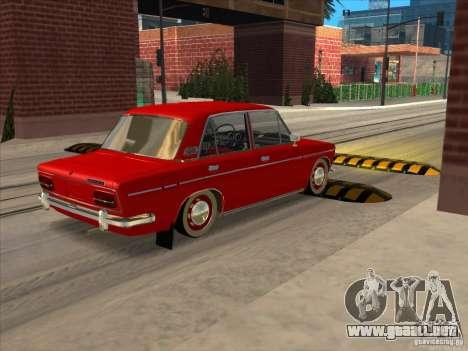 Estilo Resto VAZ 2103 para la visión correcta GTA San Andreas