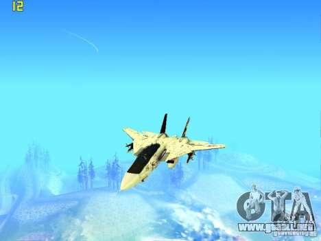El nuevo gráfico de jeka_raper para GTA San Andreas quinta pantalla