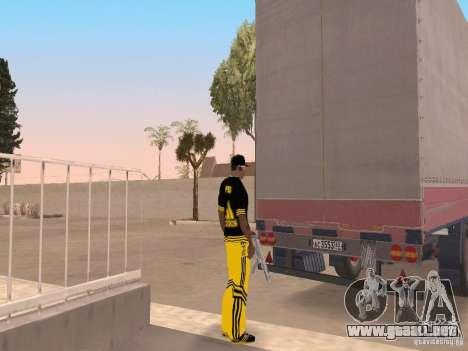 Kogel para GTA San Andreas left
