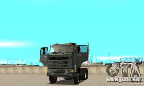 KAMAZ 65226 Tai v1.1 para GTA San Andreas