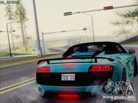 SA_Nvidia Beta para GTA San Andreas sexta pantalla