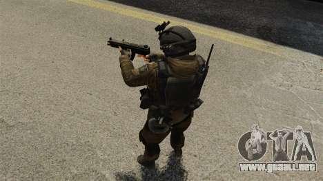Phoenix Paratroopers para GTA 4 quinta pantalla