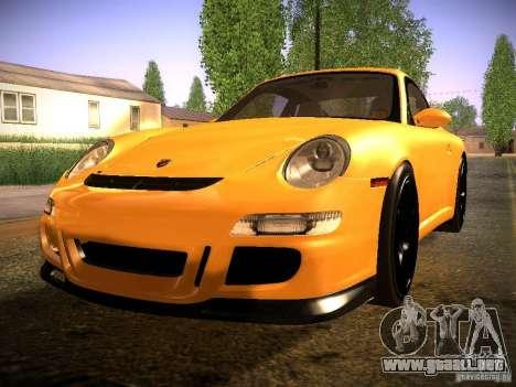 Porsche 911 para GTA San Andreas left