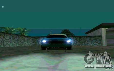 GAS 24 v 1.0 para la visión correcta GTA San Andreas