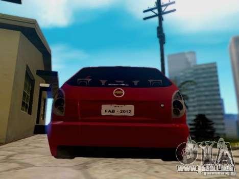 Chevrolet Celta 1.0 VHC para GTA San Andreas left