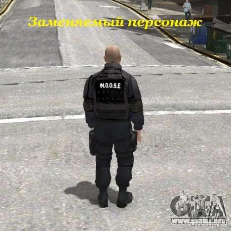 Ultimate NYPD Uniforms mod para GTA 4 segundos de pantalla