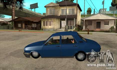 Renault 12 Tuned para GTA San Andreas left