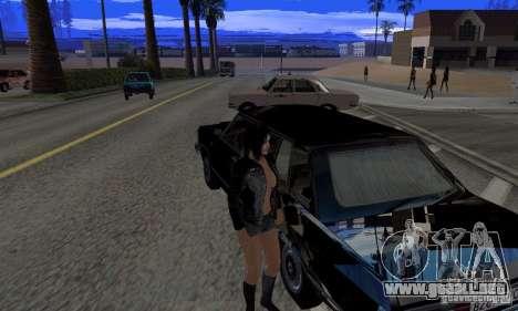 Brillo absoluto para GTA San Andreas tercera pantalla