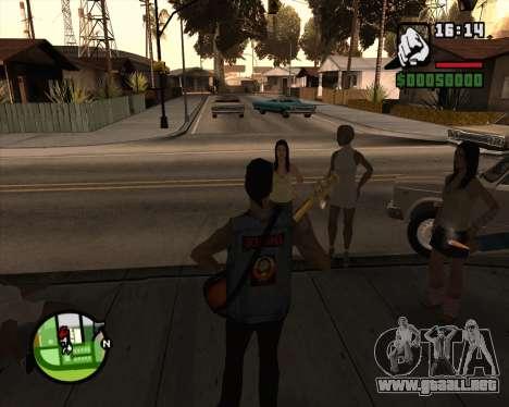Tommy para GTA San Andreas tercera pantalla