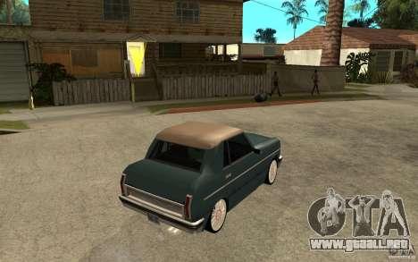 Perenial Coupe para la visión correcta GTA San Andreas