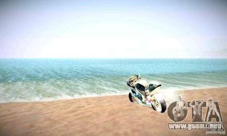 ENBSeries por _SilveR_ v2.0 para GTA San Andreas tercera pantalla
