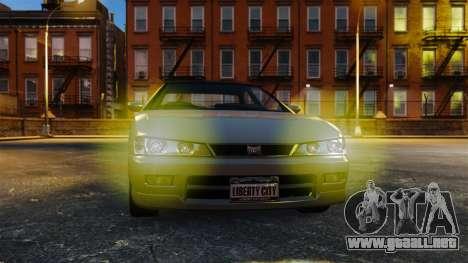 Luz luces amarillas para GTA 4 segundos de pantalla