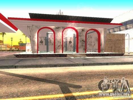 Mezquita y animación oración para GTA San Andreas