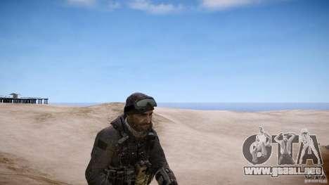 Precio del capitán de COD MW3 para GTA 4 segundos de pantalla