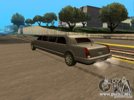 HD Stretch para GTA San Andreas left