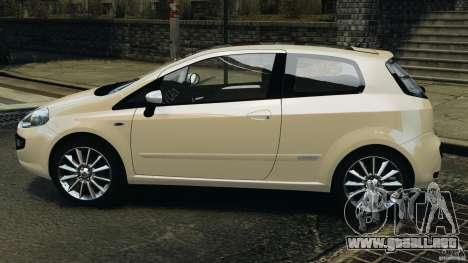 Fiat Punto Evo Sport 2012 v1.0 [RIV] para GTA 4 left