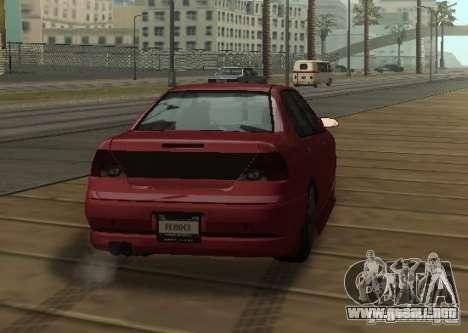 FEROCI VIP para la visión correcta GTA San Andreas