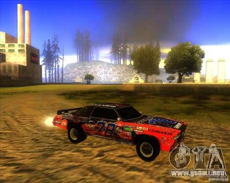 Bonecracker de FlatOut 1 para GTA San Andreas left