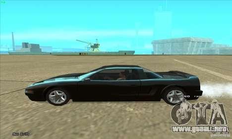 ENBSeries v4.0 HD para GTA San Andreas tercera pantalla