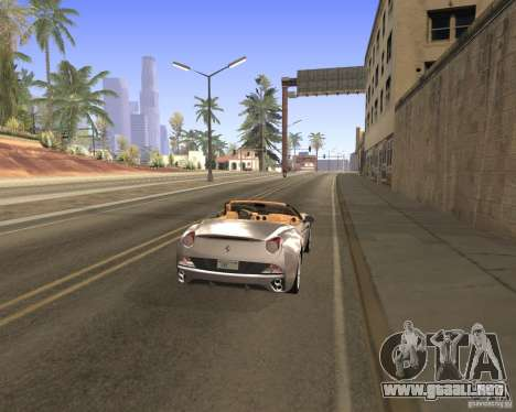 ENBSeries By Krivaseef para GTA San Andreas sexta pantalla