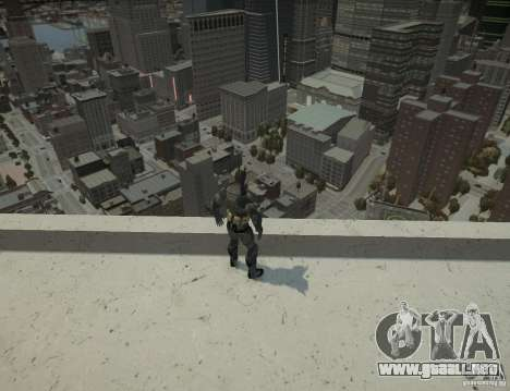 Batman: The Dark Knight para GTA 4 quinta pantalla