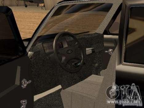 VAZ 2121 Tuning para la visión correcta GTA San Andreas