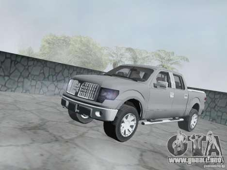Lincoln Mark LT 2013 para GTA San Andreas