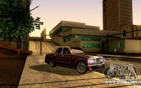 Bentley Arnage R 2005 para GTA San Andreas