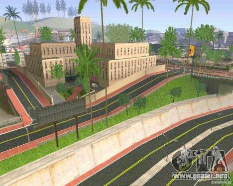 Nuevas texturas de Los Santos para GTA San Andreas undécima de pantalla