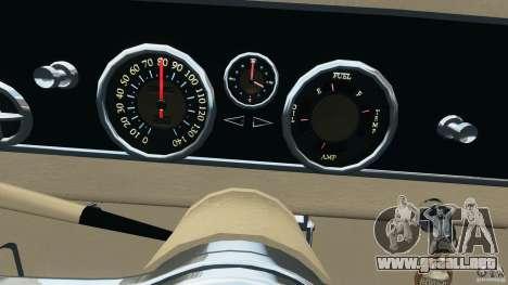 Buick Riviera 1966 v1.0 para GTA 4 vista interior