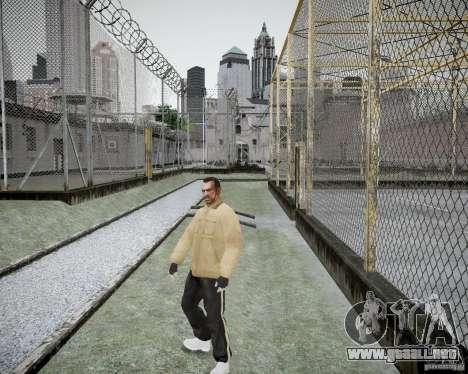 Prison Break Mod para GTA 4 tercera pantalla